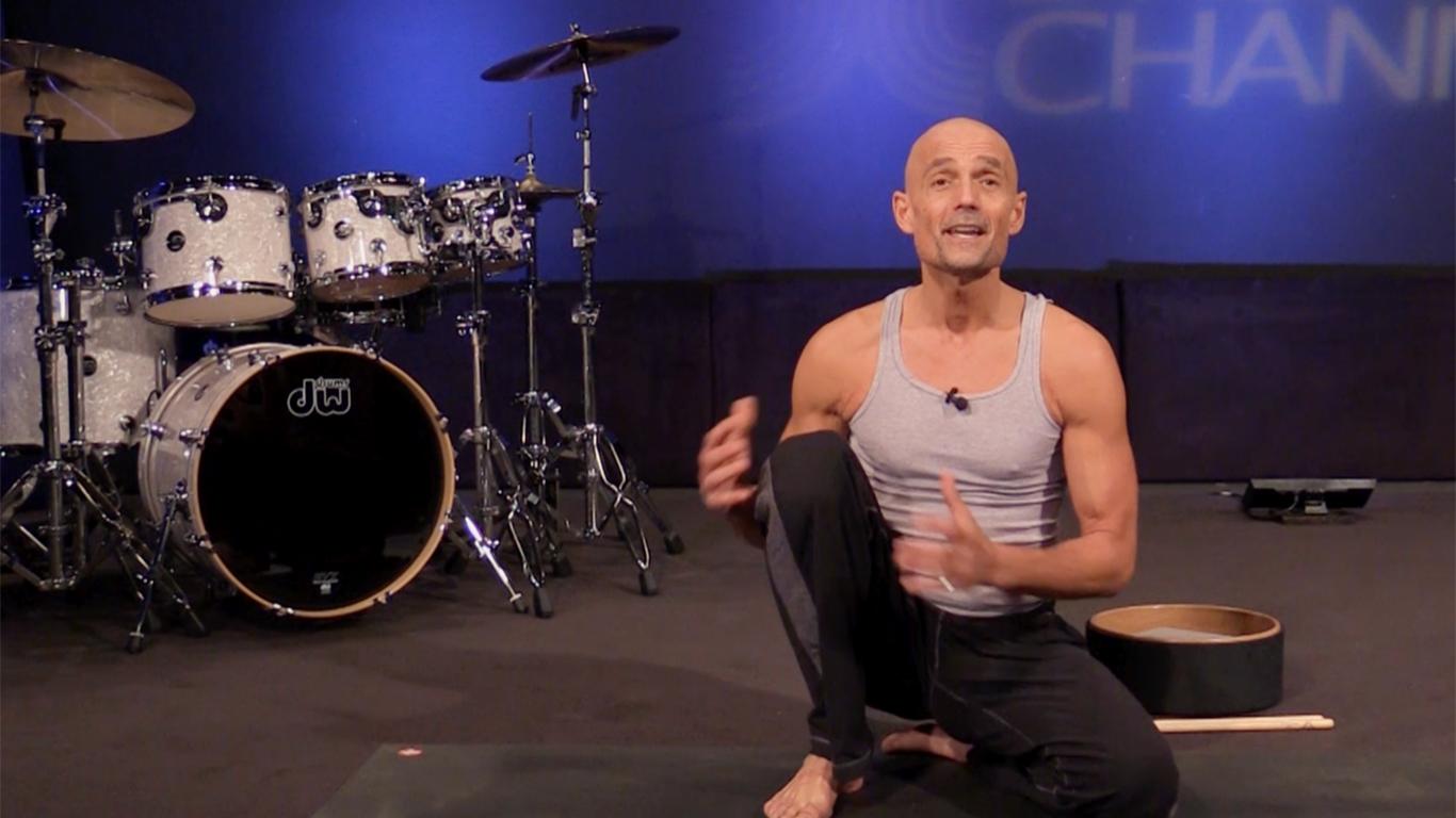 Yoga for Drummers Pt. 1